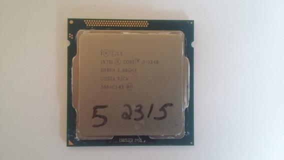 Processador I3-3240 3.40 Ghz Lga1155