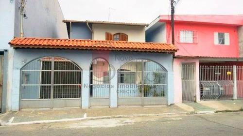 Imagem 1 de 15 de Sobrado - Vila Sinha - Ref: 4122 - V-4122
