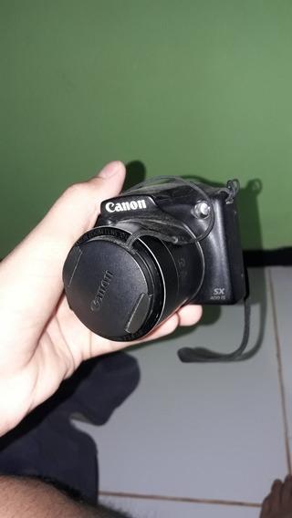 Câmera Canon Sx400is + Cartão Sd 8gb
