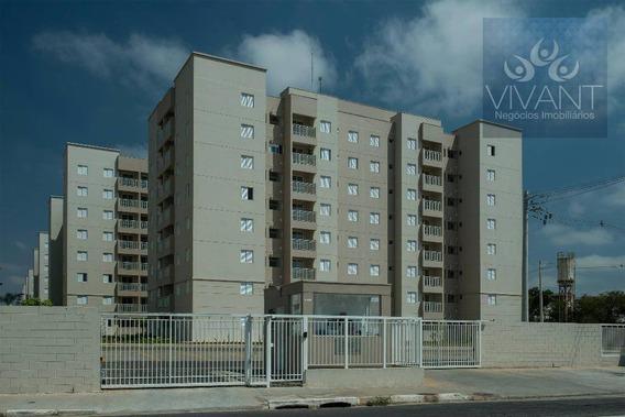 Apartamento Com 3 Dormitórios À Venda, 64 M² Por R$ 290.000,00 - Parque Suzano - Suzano/sp - Ap0014