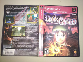 Jogo Ps2 Original - Dark Cloud