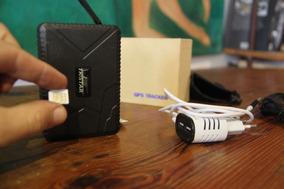 Rastreador Veicular Sem Fio Bateria 120 Dias
