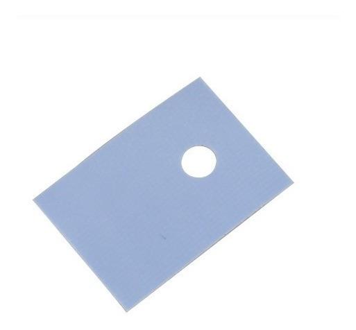 Thermal Pad Isolante P Transistor Não Mica Kit C/20