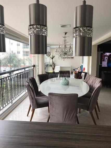 Apartamento Residencial À Venda, Campestre, Santo André. - Ap5996