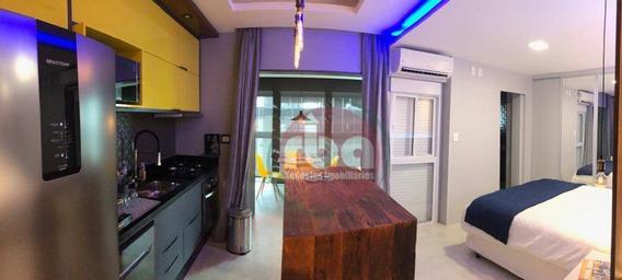 Apartamento Com 1 Dormitório Para Alugar, 52 M² Por R$ 3.900/mês - Spettacolo Patriani - Sorocaba/sp - Ap1024