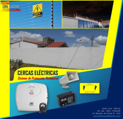 Imagen 1 de 6 de Cerca Eléctrica