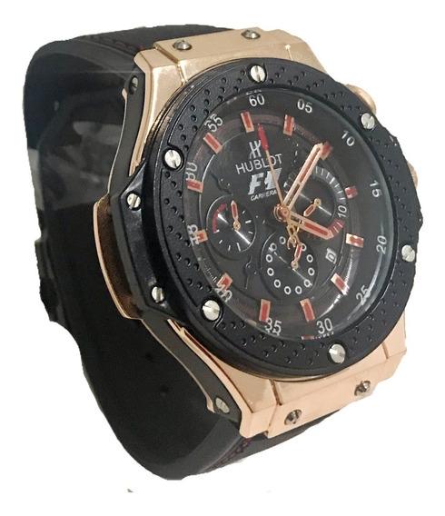 Relógio Masculino Hublt Executivo Luxo. (valor Promocional)