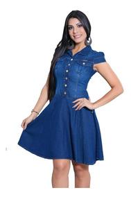 Roupas Femininas Moda Evangélica Vestido Muito Lindo! - 065