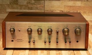 Amplificador Pioneer Sa-60 Int. Japan Su-distribuidor