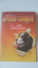 Album Surpresa Cães De Raça