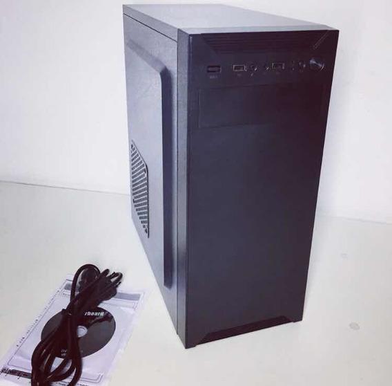 Computador Desktop Brazilpc Intel Core I3 8gb 1tb Hdmi