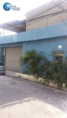 Locação Galpão/deposito/armazém São Paulo Jardim São José - Lc115
