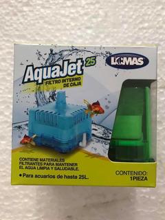 Filtro Interno De Caja Para Acuarios Aquajet25 Marca Lomas