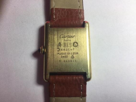 Reloj Must De Cartier Geniuno Somos Joyeria Rolex Omega Tag