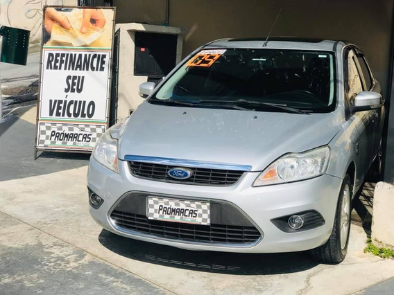 Ford Focus Sedan 2009 Aut 2.0 Ghia