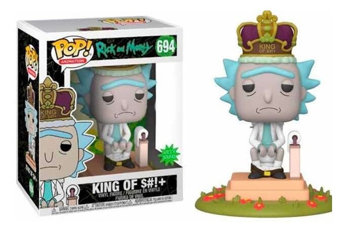 Funko Pop Deluxe King Of $#!+ With Sound Ram