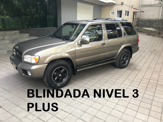 Pathfinder Le Full Blindada 3 Plus De Planta 2001 (impecable