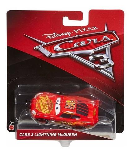 Cars 3 - Rayo Mcqueen - Original Mattel!!!