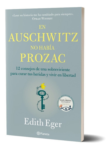 Imagen 1 de 3 de En Auschwitz No Había Prozac Edith Eger