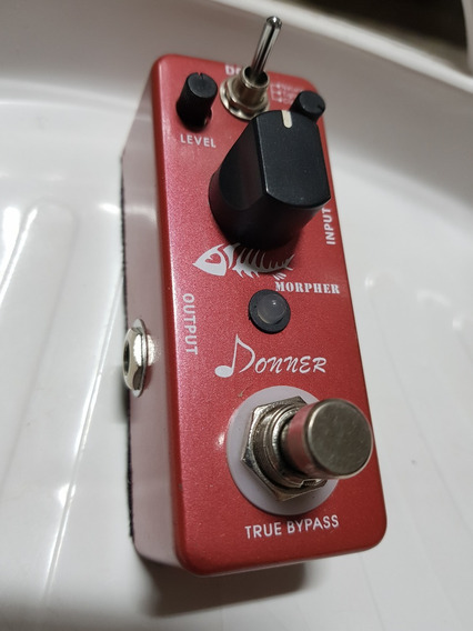 Pedal Donner Morpher Distortion - Super Conservado!!!