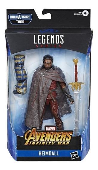 Marvel Legends Avengers Endgame Figuras De 6 Heimdall