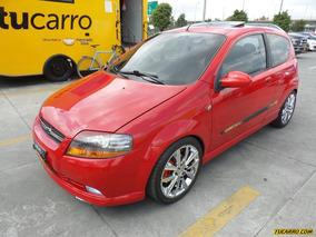 Chevrolet Aveo Gti Limited Mt 1600cc 3p Aa Ct