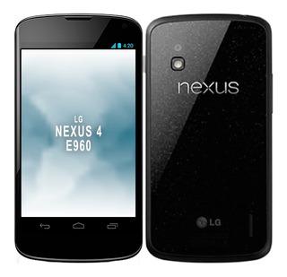 Celular Smartphone Lg Google Nexus 4 16 Gb Ram Android 9