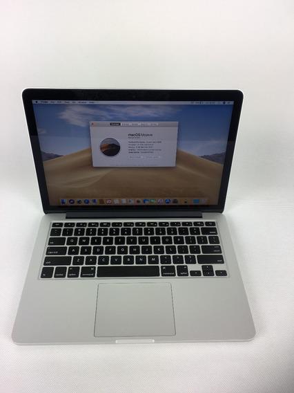 Promoção: Macbook Pro 2015 Retina I5 8gb 256ssd C/ Carregador Original (200 A 450 Ciclos De Bateria)