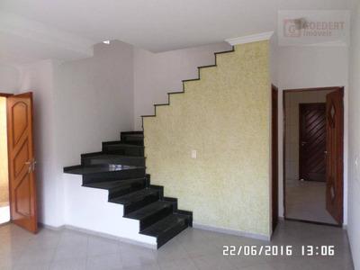 Sobrado Com 2 Dormitórios À Venda, 127 M² Por R$ 390.000 - Vila Rosália - Guarulhos/sp - So0072