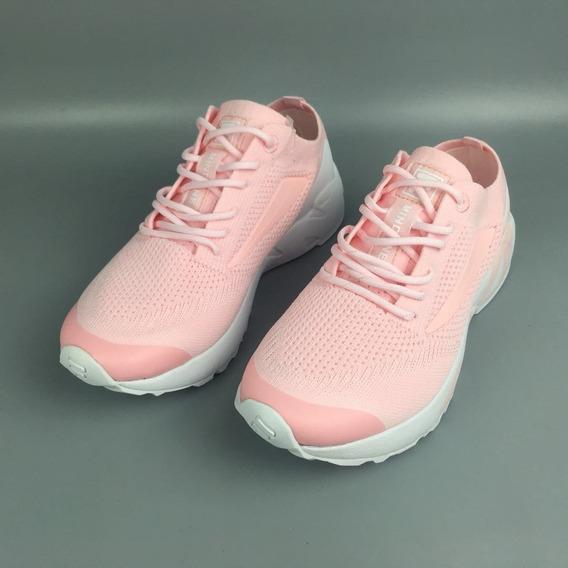Tênis Fila Feminino Original Importado Shoes Rosa Conforto