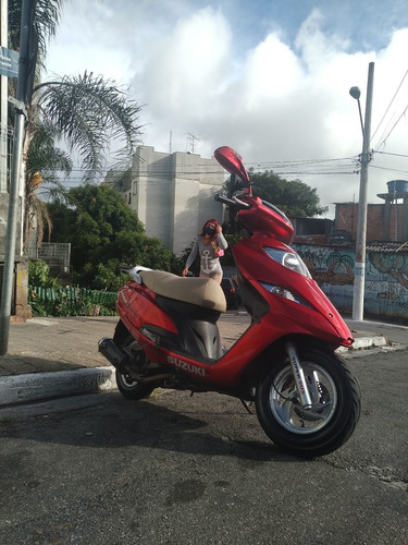 Imagem 1 de 5 de Suzuki Burgman I 2013