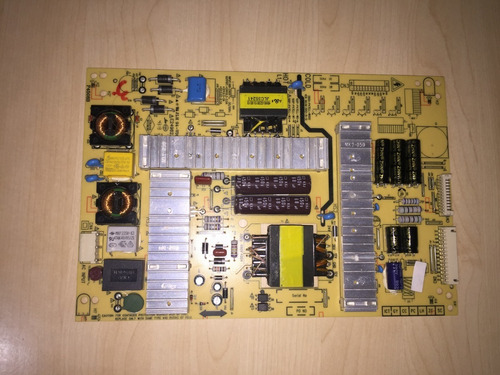 Placa Fuente Led Tv Hitachi Cdh-le39smart02
