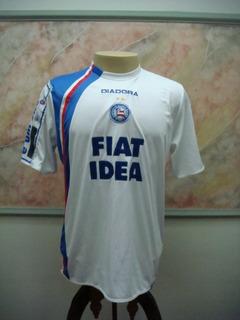 Camisa Futebol Bahia Salvador Diadora Jogo 2594