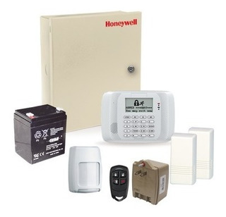 Kit Inalámbrico De Panel De Alarma Vista48