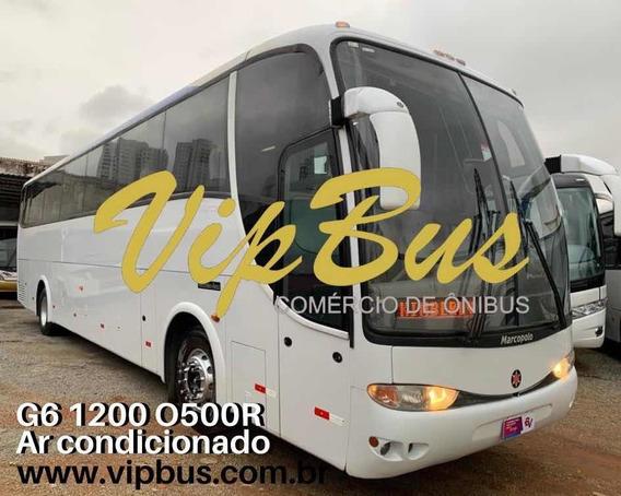 G6 1200 M.benz Ar Condicionado 2006/2006 Vipbus