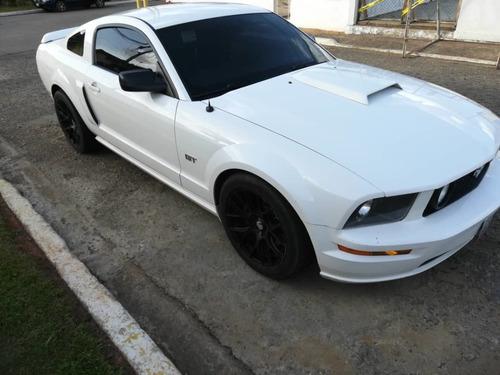 Mustang, Motor Gt 4,6 Cc  V8, Sincronico , Año 2007,  Blanco