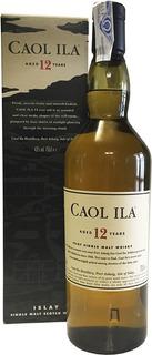 Whisky Caol Ila 12 Años Single Malt Islay
