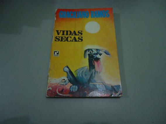Livro Vidas Secas - Graciliano Ramos