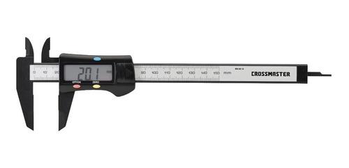 Calibre Digital De Medición Crossmaster Fibra De Carbono