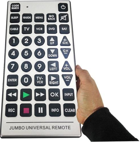 Control Universal Jumbo Tamaño Gigante Smart Tv