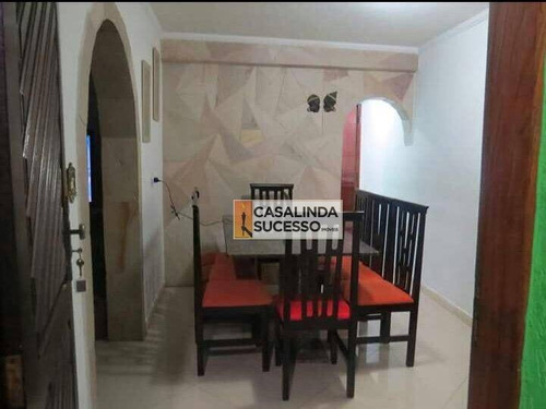 Sobrado 125m² 2 Dormts 2 Vagas Próx Av Jacu Pêssego - So0349 - So0349