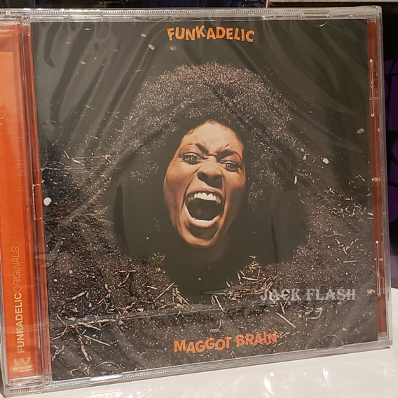Funkadelic - Maggot Brain Cd + Bonus Remastered