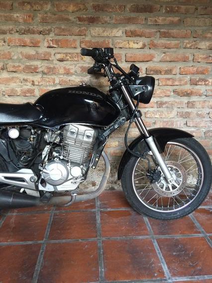 Honda Cg Fan 300cc