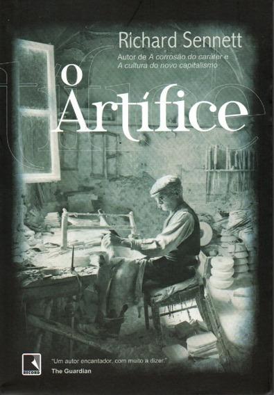 O Artífice - Livro De Richard Sennett