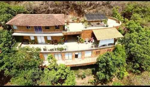 Rancho Hacienda En Venta, Valle De Bravo, Estado De México