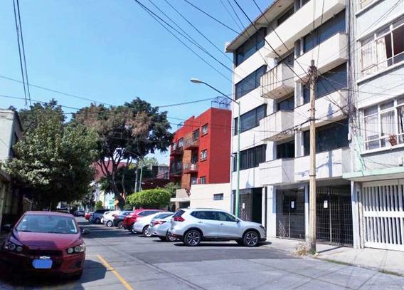 Departamento En Renta En Col Del Valle B Juarez (df) Cdmx