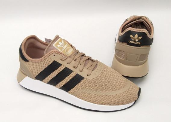 Tênis adidas Originals N5923 Iniki Original Bege Sneaker