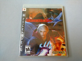Devil May Cry 4 Original Para Ps3