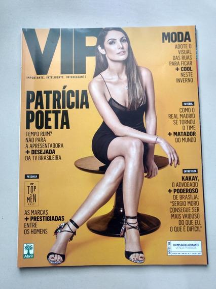 Revista Vip 368 Ano 2017 Patricia Poeta 366