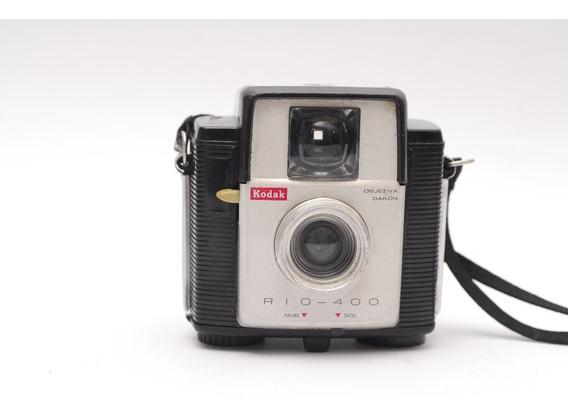 Câmera Kodak Rio 400 Funcionando